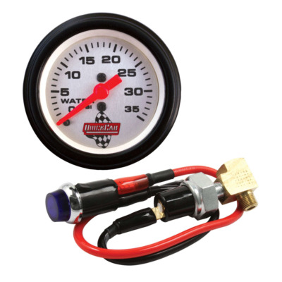 quickcar water pressure kit with gauge  61-716